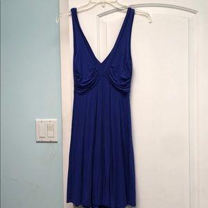 Zara blue sun dress size M